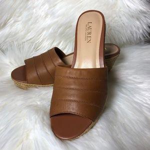 Lauren Ralph Lauren Women's Karlia Sandal Size 9M